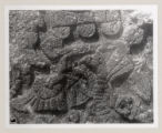 [Relief Carving, Mayan Ruins, Chichen Itza]