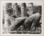 [Chac Mool, Temple of the Warriors, Chichen Itza]