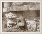 [Chaac Mask, Temple of the Nuns, Chichen Itza]