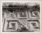 [Relief Carvings, Mayan Ruins, Uxmal]