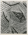 [8th Station Detail, Tesserae on Paper, Stations of the Cross Mosaic Murals, Saint Bernard of...
