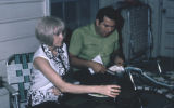 Ronnie and Glenda, Daingerfield, Tex., 1970