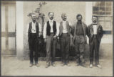 Leaders of the Mexican Mining & Smelting Company