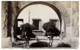 Mexico, street scene, careadores