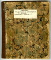 "Front cover. ""A Plain Account of the Conduct of Dr. Whitehead Respecting Mr. Wesley's MSS...."
