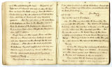 "Pages 42-43. ""A Plain Account of the Conduct of Dr. Whitehead Respecting Mr. Wesley's MSS...."