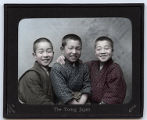 Lantern slide No. 402A 'The Young Japan'