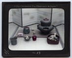 Lantern Slide No. 13 'The Ceremonial Tea Observance in Japan'
