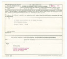 U.S. Postal Service Nonuse of Mailing Permit of Meter License