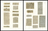 1758-1787 News clippings concerning George Whitefield, C139