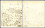 August 10, 1780 letter from B. Chester to unknown recipient, C72