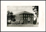 Circa 1930 photograph of Kirby Hall (now Florence Hall), Southern Methodist Unviersity