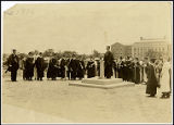 Spring 1916, Photograph of SMU's first graduating class