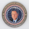 ['53rd Presidential Inauguration' Pin-Back Button]