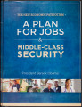 [President Barack Obama's Economic Plan Booklet]