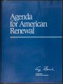Agenda for American Renewal