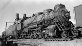 [Atchison, Topeka, and Santa Fe, Locomotive No. 3192 with Tender]