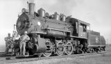 [Missouri-Kansas-Texas, Locomotive No. 27 with Tender]