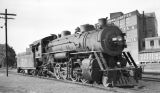 [Missouri-Kansas-Texas, Locomotive No. 718 with Tender]