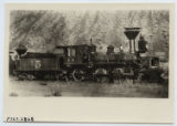 [Eureka-Nevada Locomotive, former Brigham Young Engine]
