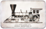 [''Saturn'' locomotive, No. 200,  Amoskeag Manufacturing Company]
