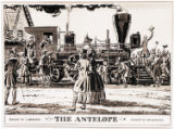 [''The Antelope'' locomotive]