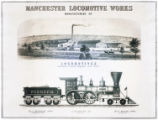 [''Pioneer'' locomotive, Manchester Locomotive Works