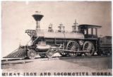 [Locomotive No. 19, McKay Iron and Locomotive Works]