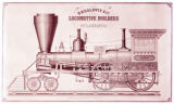[Passenger Locomotive Engine, Plan C, M. W. Baldwin & Co. Locomotive Builders]