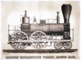 [Unidentified locomotive, Boston Locomotive Works]