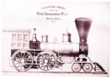 [''Express'' locomotive, Globe Locomotive Works]