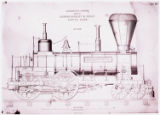 [''Massachussets'' locomotive, Boston Locomotive Works]