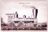 [Freight engine, Richard Norris & Son Locomotive Builders]