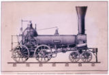 [''Philadelphia'' locomotive, William Norris & Company]