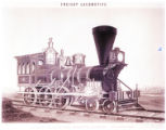 [Freight locomotive, Richard Norris & Son Locomotive Builders]