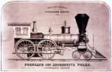 [Locomotive No. 85, Portland Company's Locomotive Works]