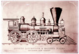 [''Paterson'' locomotive, Rogers Locomotive & Machine Works]