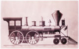 [''U. S. Grant'' locomotive]