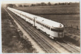Chicago, Burlington & Quincy R.R., Original ''Denver Zephyr'' Train