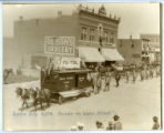 Labor Day 1904, Parade on Main St.