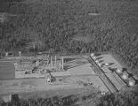 Superior Oil Co. - aerial of Lake Creek [Field]