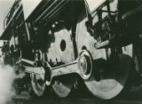 [New York Central Twentieth Century Limited steam locomotive 5453, Harmon, NY, print 1823-25]