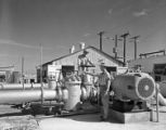[Atlantic Refining Co., Pump Station]