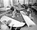 [Airplane Cloth Room, Pepperell Manufacturing Company]