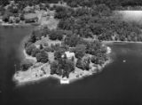 [Edward John Noble's 'Journey's End' Estate, Thousand Islands, NY]