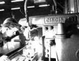 [Cincinnati Milling Machine, Engineering Laboratories Inc.]