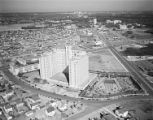 [Aerial View, Shamrock Hotel, Houston, Texas]