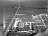 [Aerial View, Pin Oaks Stables, Pin Oak Charity Horse Show]