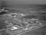 [Aerial View, Houston Production Plant, Rohm and Haas Co.]