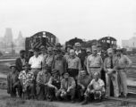[Work Crew, Southern Pacific Railroad]